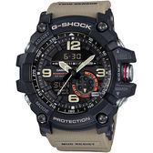 【台南 時代鐘錶 CASIO】卡西歐 G-SHOCK 宏崑公司貨 GG-1000-1A5 極限挑戰強悍機能運動錶