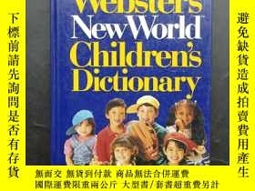 二手書博民逛書店Webster罕見 s New World Children