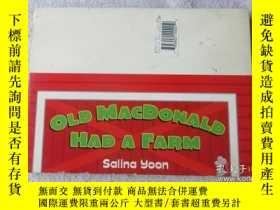 二手書博民逛書店Old罕見MacDonald Had a Farm (Salin