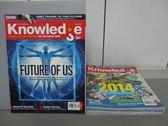 【書寶二手書T2/雜誌期刊_REE】Knowledge_Vol.6Issue1~8期合售_Future of us等