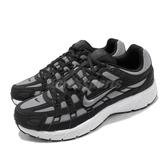 【六折特賣】Nike 休閒鞋 P-6000 黑 灰 男鞋 運動鞋 復古慢跑鞋 【ACS】 CD6404-003