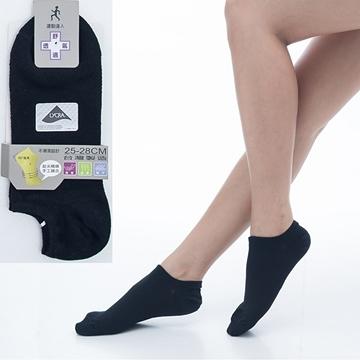 【南紡購物中心】【KEROPPA】可諾帕舒適透氣減臭加大踝襪x兩雙(男女適用)C98004-X