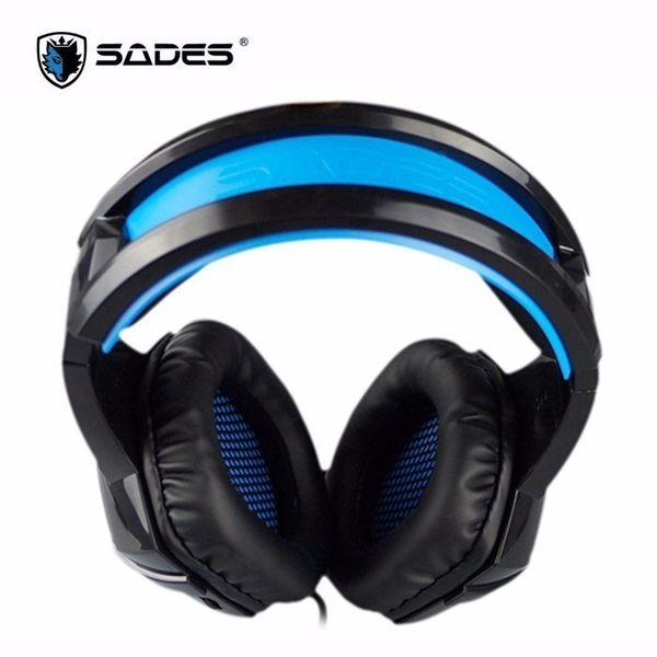 【台中平價鋪】全新 賽德斯 SADES Bpower 狼拳之力 SA-739 電競耳機麥克風   原廠公司貨