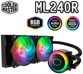 [地瓜球@] Cooler Master MASTERLIQUID ML240R RGB 一體式 CPU 水冷 散熱器