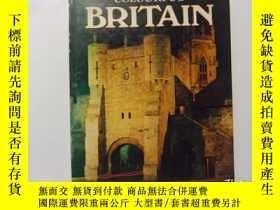 二手書博民逛書店colourful罕見britain 多姿多彩的英國 e12-5