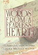 二手書博民逛書店《Words from a Fearless Heart: A Collection of Wit, Wisdom, and Whimsy》 R2Y ISBN:0785277234