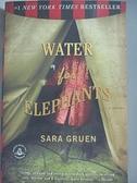 【書寶二手書T9/原文小說_ABT】Water for Elephants