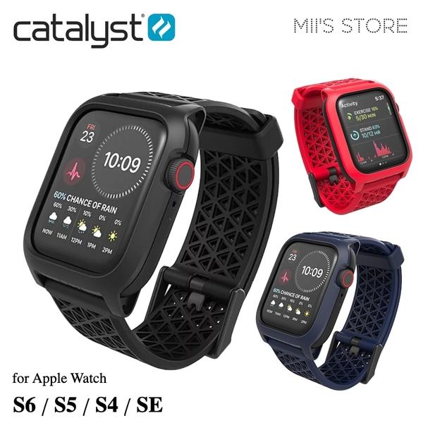 CATALYST Apple Watch S6 S5 S4 SE 耐衝擊防摔保護殼 (含錶帶) 防摔殼 保護殼