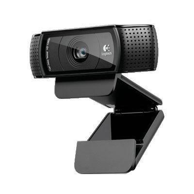 全新 羅技 Logitech HD 網路攝影機 C920R HD Pro Webcam 1080P 卡爾蔡司光學鏡頭