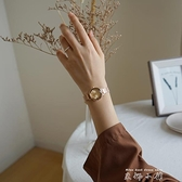 手錶女簡約ins風氣質小巧復古女式女士女生手錶女學生小表盤 米娜小鋪
