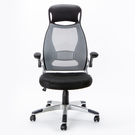 特力屋自有品牌產品,透氣網背設計,透氣性佳,造型椅背承載力優良,可調整式收合扶手,美觀更舒適...