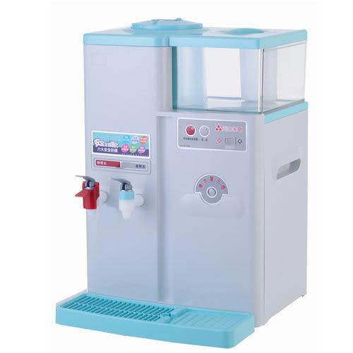 台灣製造~《元山》安全防火微電腦溫熱開飲機 YS-861DW/YS861《刷卡分期+免運費》
