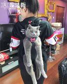 寵物背包便攜狗袋貓咪出行包狗狗包包胸前雙肩包 魔法街