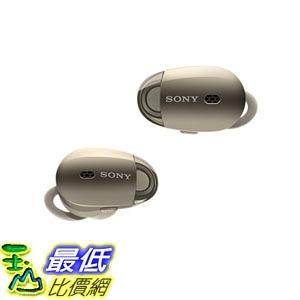 [7美國直購] 耳機 SONY Wireless Noise-Canceling Headphones WF-1000X 金色/黑色