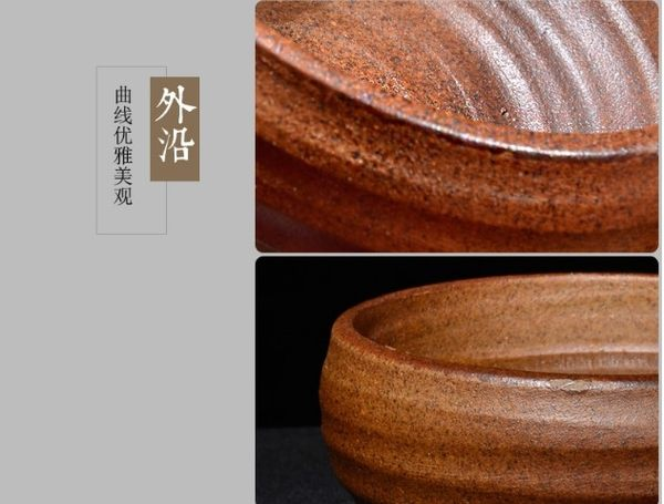 (協貿國際)茗匠茶具陶瓷粗陶柴燒手拉坯單杯主人個人品茗小茶杯子 1入