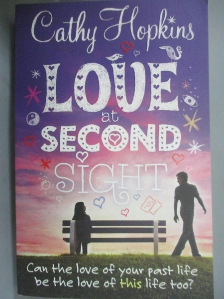 【書寶二手書T2/原文小說_GVJ】Love at Second Sight_Cathy Hopkins