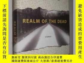 二手書博民逛書店英文原版罕見Realm of the Dead by Uchid