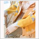 針織罩衫 清新口袋質感針織短外套OM81040-創翊韓都