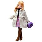 莉卡娃娃配件 LW-17 都會甜心風衣服裝組_LA18263