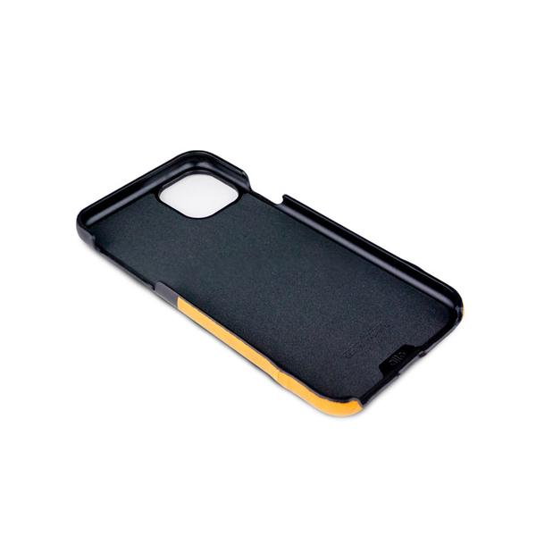 Alto iPhone 11 Pro 真皮手機殼背蓋 5.8吋 Metro - 焦糖棕/渡鴉黑 【可加購客製雷雕】皮革保護套