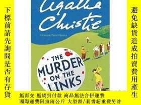 二手書博民逛書店高爾夫球場命案罕見The Murder on the Links