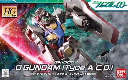 鋼彈模型 HG 1/144 0鋼彈 實戰配備型 鋼彈00 TOYeGO 玩具e哥