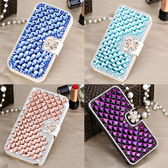 HTC Desire19+ U19e U12 Life U12+ Desire12+ U11 EYEs U11+ UUltra 手機皮套 水鑽皮套 客製化 訂做 小花滿鑽皮套