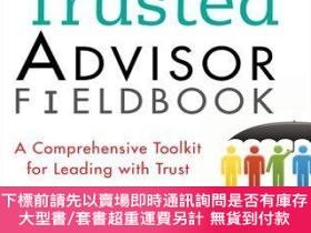 二手書博民逛書店預訂The罕見Trusted Advisor Fieldbook: A Comprehensive Toolkit