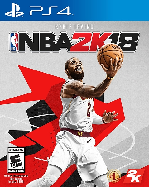 PS4 NBA 2K18  一般版 中英文合版