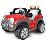 【MIT 精選童車】久達尼電動車系列 - 雷鳥吉普車 T335
