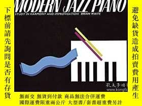二手書博民逛書店Modern罕見Jazz PianoY256260 Brian Waite Wise Publications