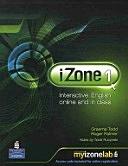 二手書博民逛書店 《IZone 1: Interactive English Online and in Class》 R2Y ISBN:9789620199417│Pearson Longman