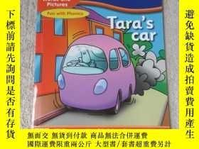二手書博民逛書店Tara s罕見car(Words and Pictures F