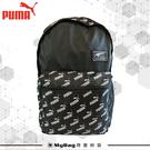 PUMA 後背包 黑色 運動後背包 大學包 運動包大容量 可放筆電 075733 得意時袋