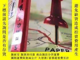 二手書博民逛書店JOHN罕見GREEN PAPER TOWNS 精裝版Y278173 PAPER TOWNS Printed