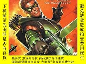 二手書博民逛書店Green罕見Arrow Vol. 1Y256260 J.t. Krul Dc Comics 出版2012