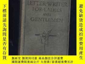 二手書博民逛書店THE罕見COMPLETE LETTER-WRITER18060
