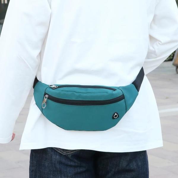 防水戶外工作運動手機新款腰包男多功能大容量斜挎包女士時尚收錢 小艾新品