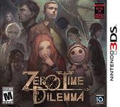 3DS 極限逃脫 時刻困境(美版代購)