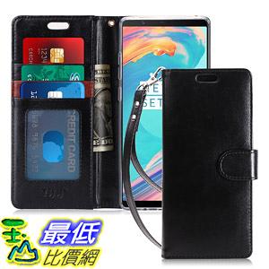 [8美國直購] 保護套 FYY Luxury PU Leather Wallet Case for Samsung Galaxy S8 Plus, [Kickstand Feature] Flip Folio