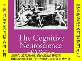 二手書博民逛書店The罕見Cognitive Neuroscience Of VisionY255562 Martha J.