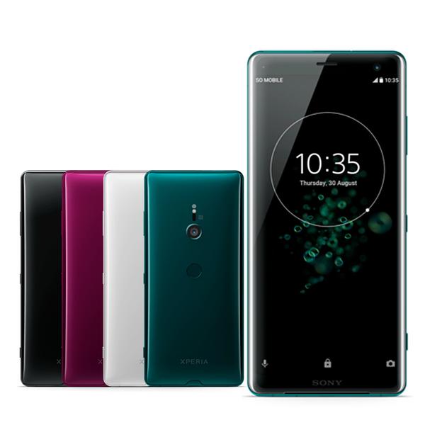 【跨店消費滿$6000減$600】Sony Xperia XZ3 6吋螢幕 6G/64G 高畫素 智慧型手機 24期0利率 免運費