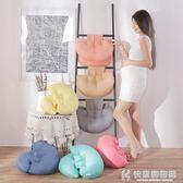 孕婦枕ins素色頭懷孕期護腰側睡枕睡覺側臥枕孕托腹多功能抱枕墊 NMS快意購物網