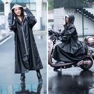 雨衣成人學生透明男女電動車自行車騎行電瓶車長款全身防暴雨雨披 智慧 618狂歡