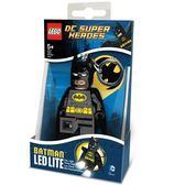 《 樂高積木 LEGO 》SUPER HEROES 超級英雄 LED 燈鑰匙圈 - 蝙蝠俠╭★ JOYBUS玩具百貨