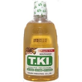 T.KI 鐵齒蜂膠漱口水 350ML/瓶 買1送1 加贈1支蜂膠小牙膏★愛康介護★
