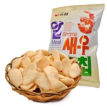 韓國農心鮮蝦餅75g - 非即期品- (2020新版)【合迷雅好物超級商城】 -02
