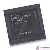 THREE 天使煥采修飾乳霜SPF22 PA+++#04(0.8g)【美麗購】