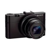 三多二F SONY 類單眼 RX100II DSC-RX100M2 相機 MII 贈電池(共兩顆)+16G高速卡