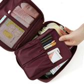 盥洗包 化妝包 收納袋 旅行包 隨身包 洗漱包 多隔層防潑水-旅遊首選 旅行用品